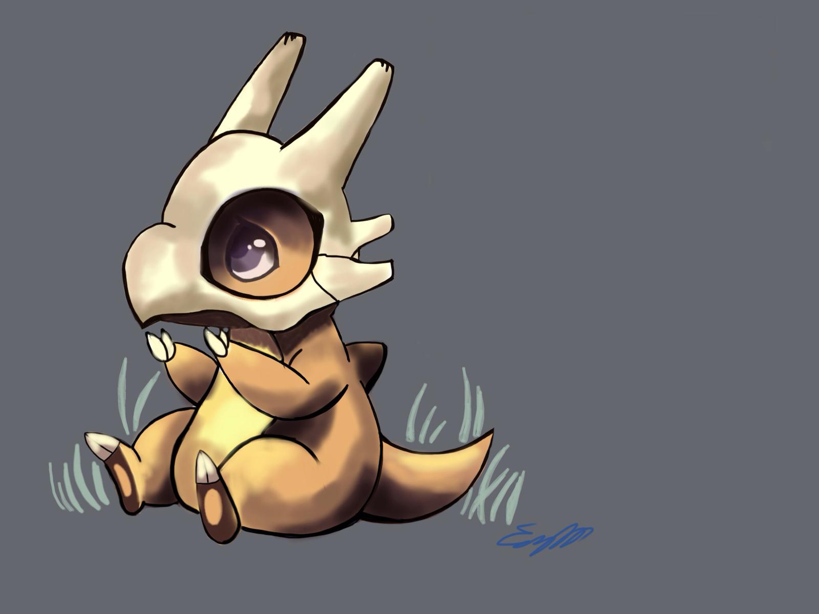 cubone, pokemon