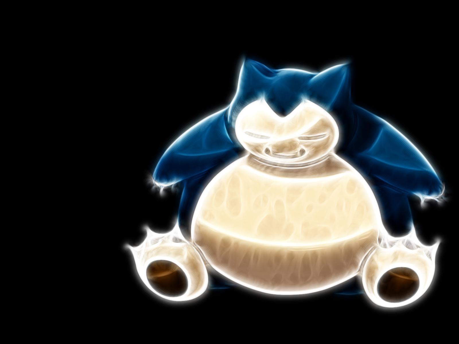 pokemon, snorlax