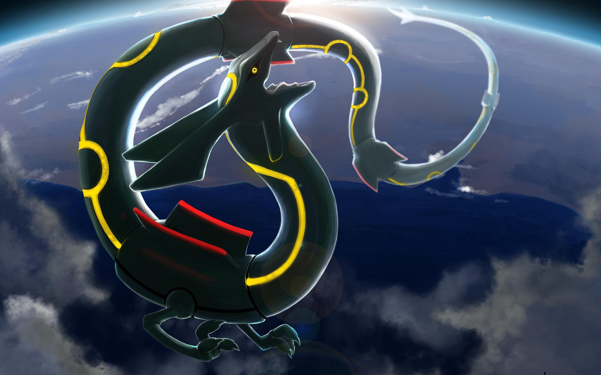 pokemon, rayquaza