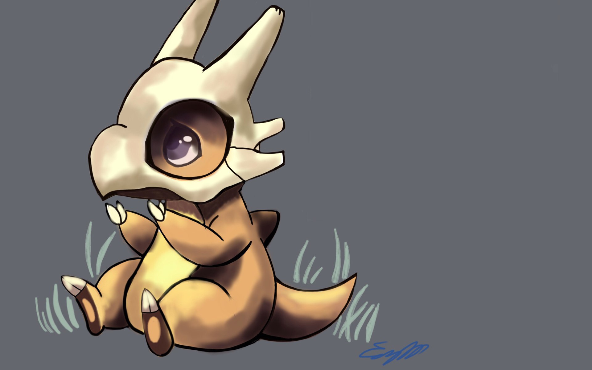 cubone, pokemon