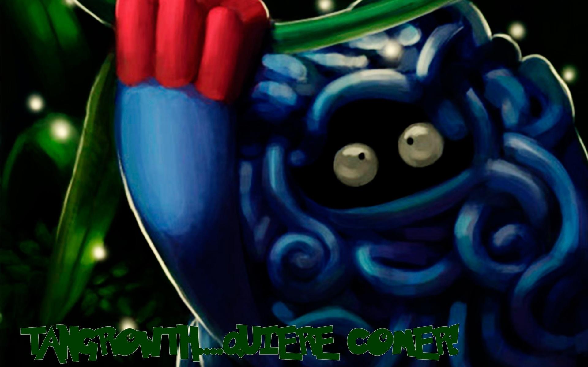 pokemon, tangrowth