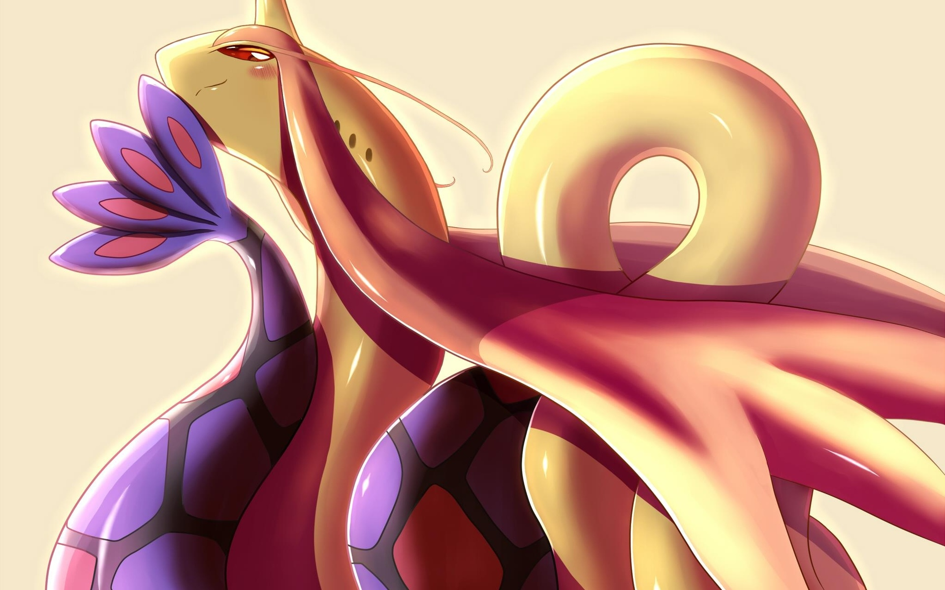 pokemon, milotic