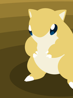 pokemon, sandshrew
