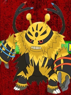 electivire, pokemon