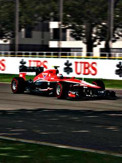 formula 1 2013, скорость, болид, гонка