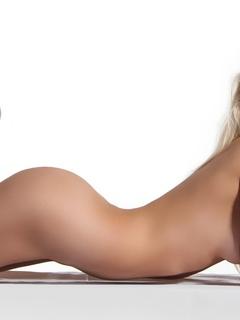 блондинка, тело, фигура, попка, ноги