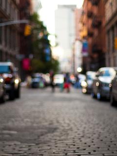 город, машины