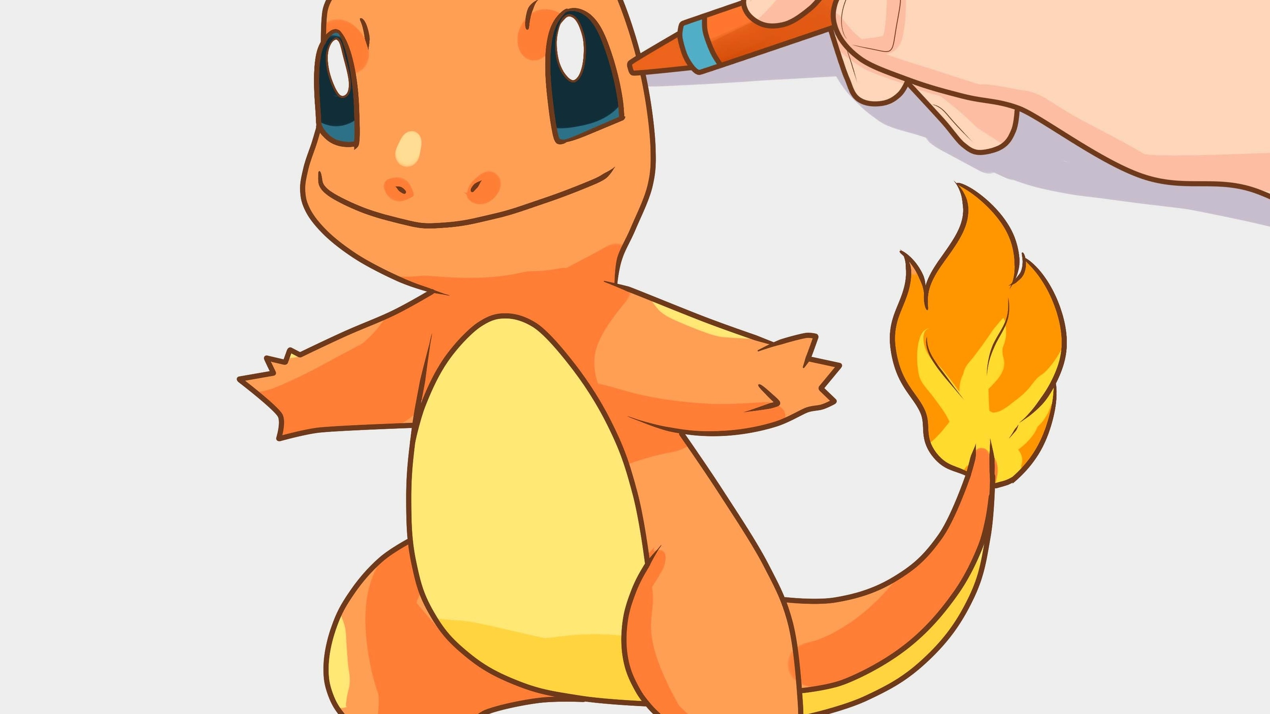 pokemon, charmander