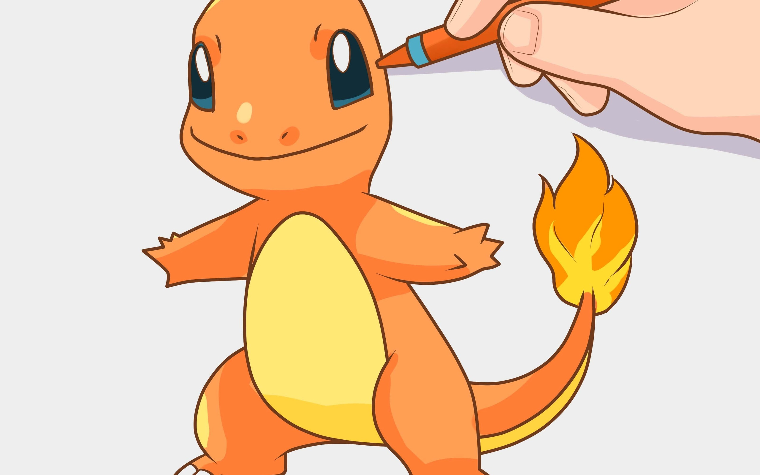 pokemon, charmander