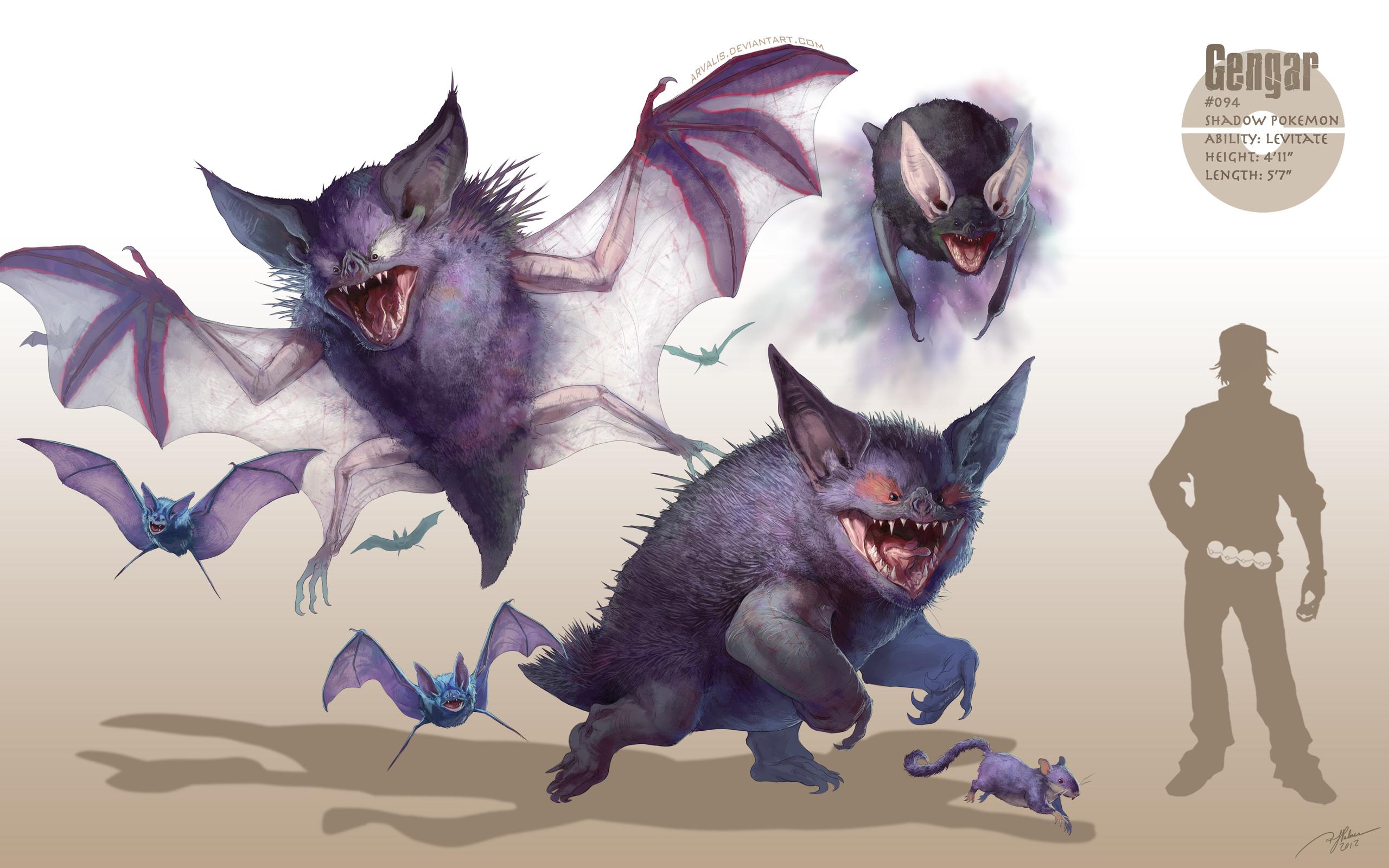 pokemon, zubat