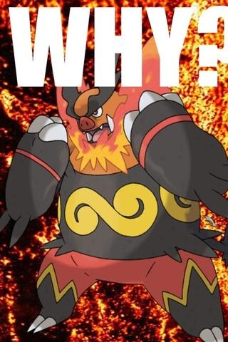 pokemon, emboar
