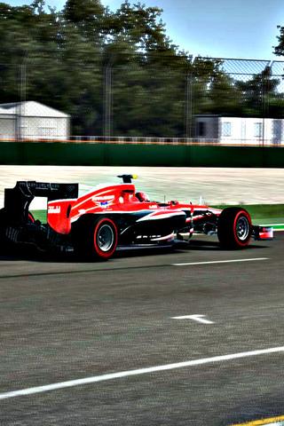 formula 1 2013, болид, скорость, гонка, поворот