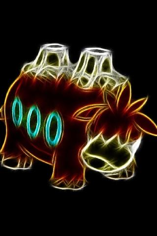 pokemon, camerupt