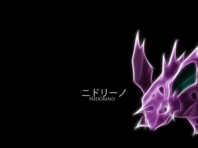 nidorino, pokemon