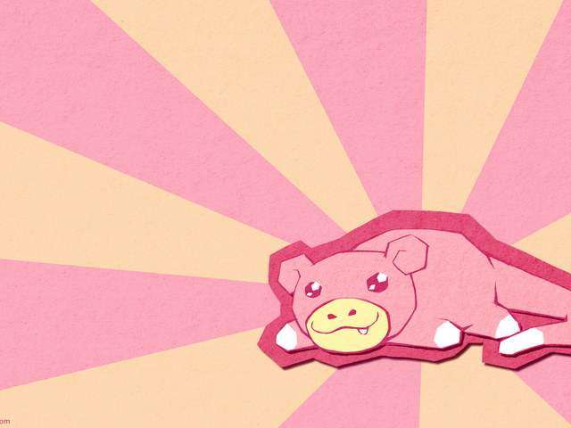 pokemon, slowpoke