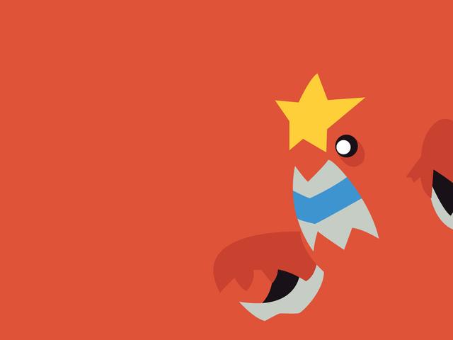 pokemon, crawdaunt