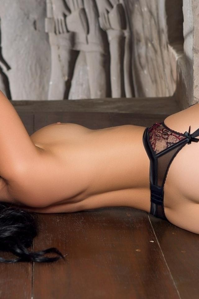 модель, красотка, сексуальная, поза