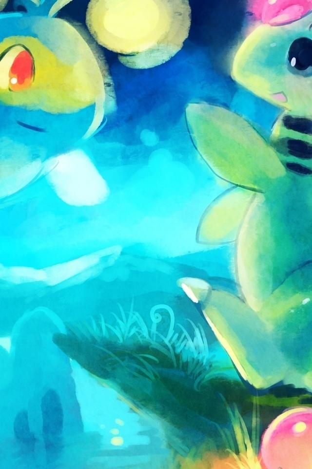 pokemon, chinchou