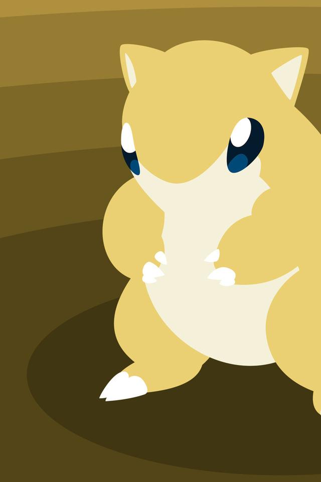 pokemon, sandshrew