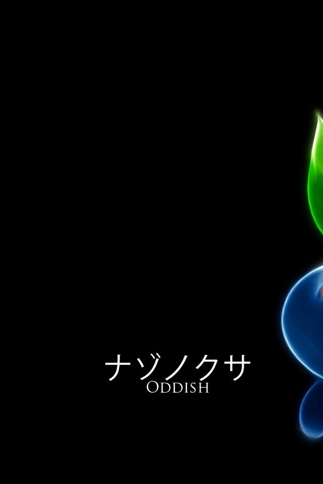 oddish, pokemon