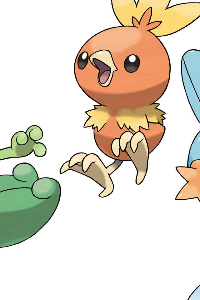 treecko, pokemon