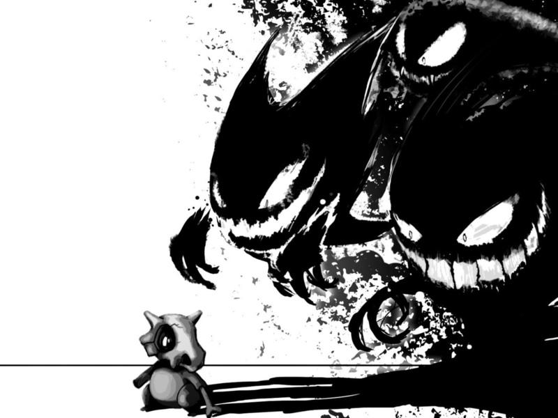 gengar, pokemon