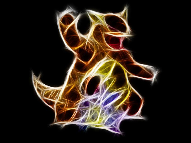 kangaskhan, pokemon