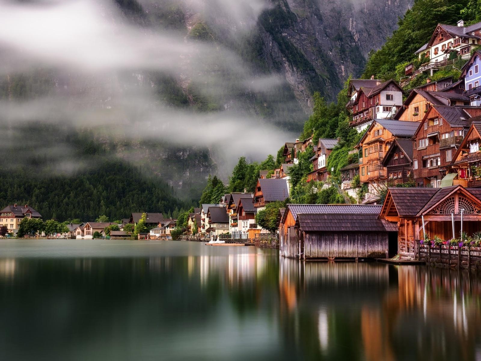 горы, природа