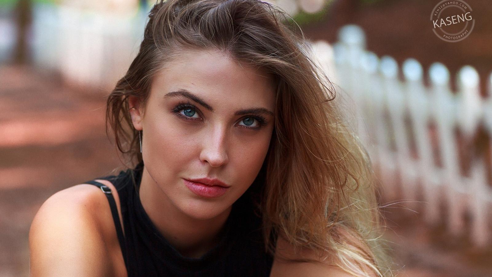 девушка, взгляд, портрет, проф фото