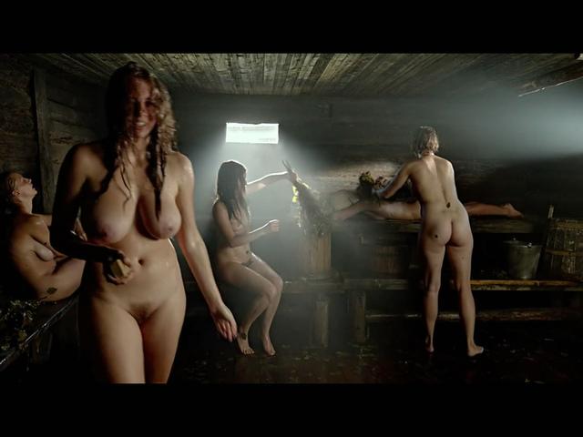 девчонки, голые, позы, киски, бедра, ляжки, сиськи, груди, соски, баня