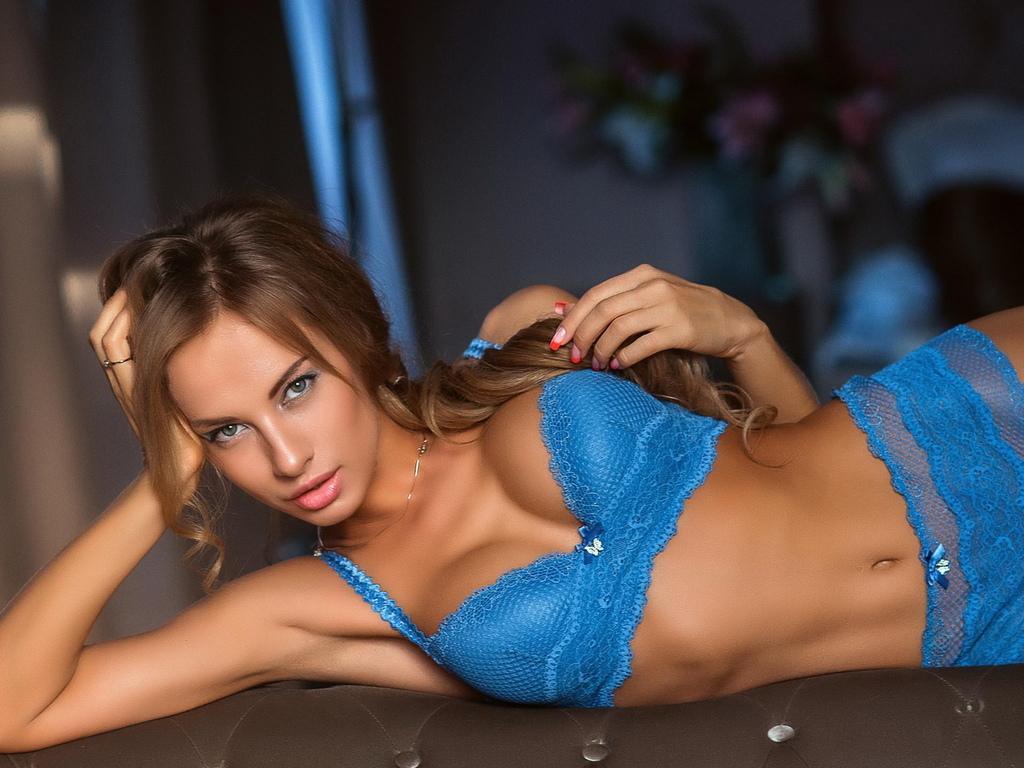 katerina kristall, lingerie, бюстгальтер, трусы, синие белье, брюнетка, модель, сексуальная красотка, позируя, укладка, эротика, сексуальная