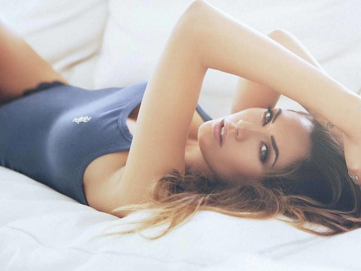 девушка, модель, в белье