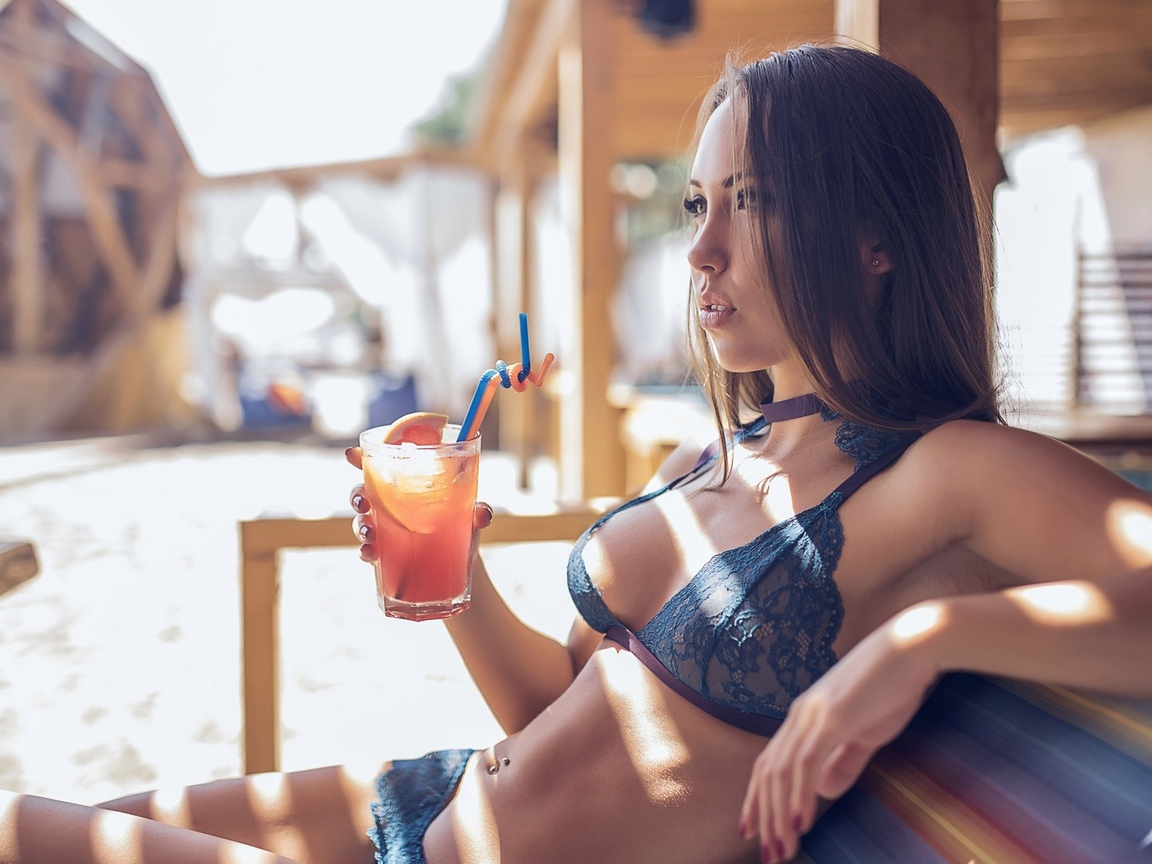 женщины, модель