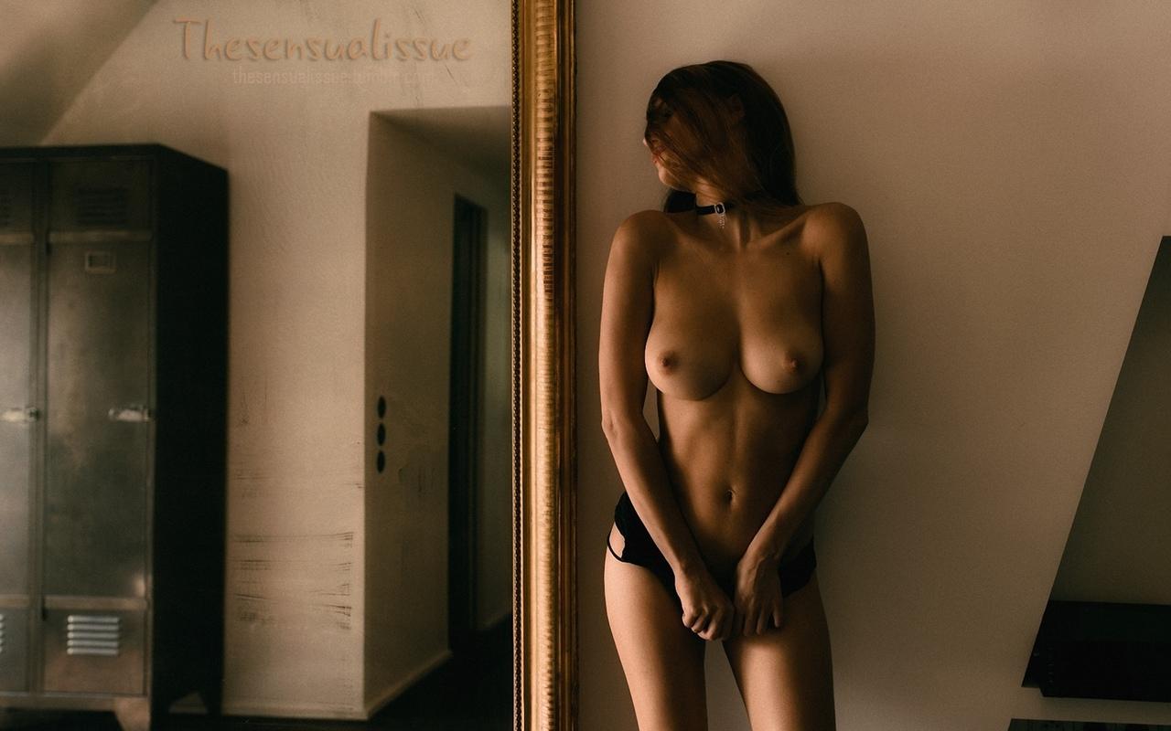 девушка, модель, позирует, проф фото