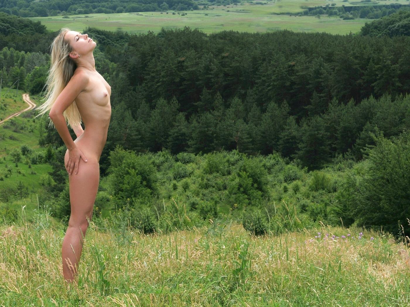 olga q, блондинка, горячая, ню, голые, сексуальный, милый, модель, эротика, на улице