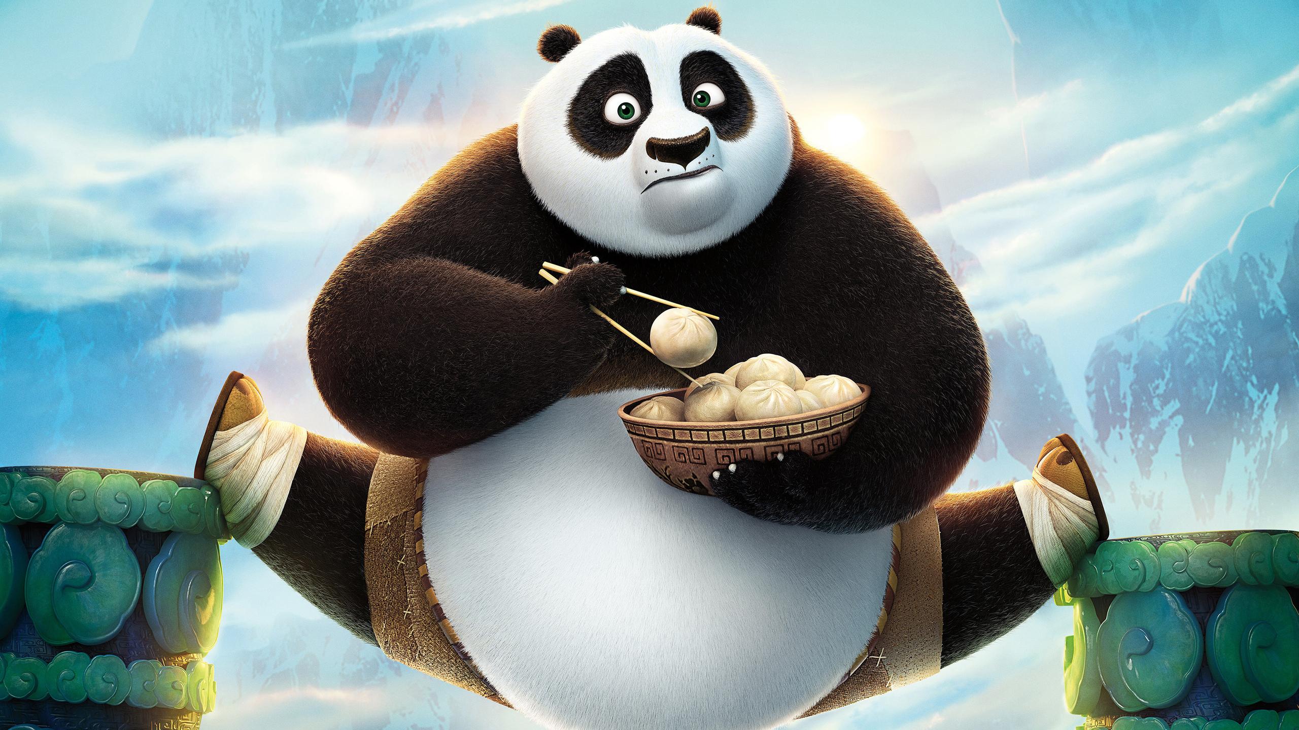 кунгфу панда 3, dream works, панда, мультфильмы