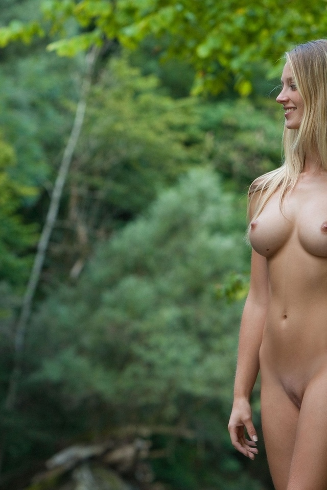 carisha, в чувствовать ветер, на улице, блондинка, естественно, красота
